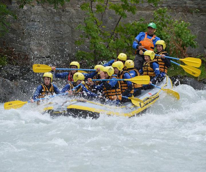 SFL-Sommer-Rafting